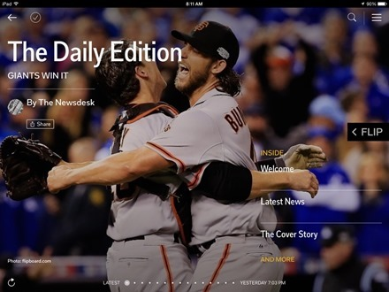 The Daily Edition