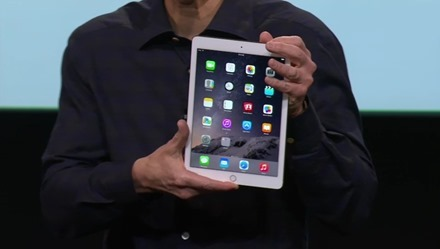 iPad Air 2 Unveiled