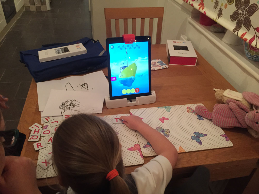 Osmo for iPad Review: Magical and Educational