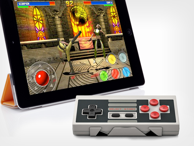 Deals: The NES30 Bluetooth Controller: A Gaming Classic, Reinvented for Use with iOS and Android