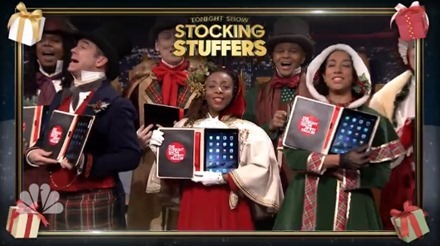 Tonight Show iPad Giveaway