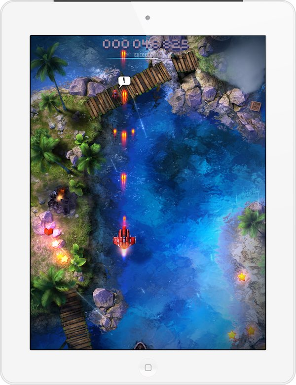 Sky Force 2014 for iPad