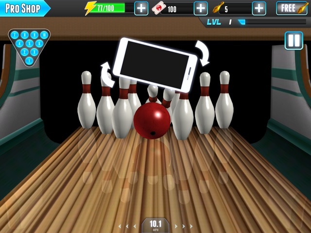 bowling games free download for ipad