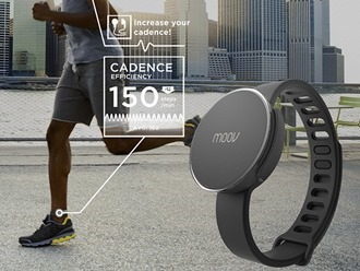 MOOV Wearable Fitness Coach