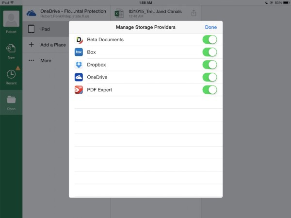 Manage-Storgae-providers-iCloud-Drive