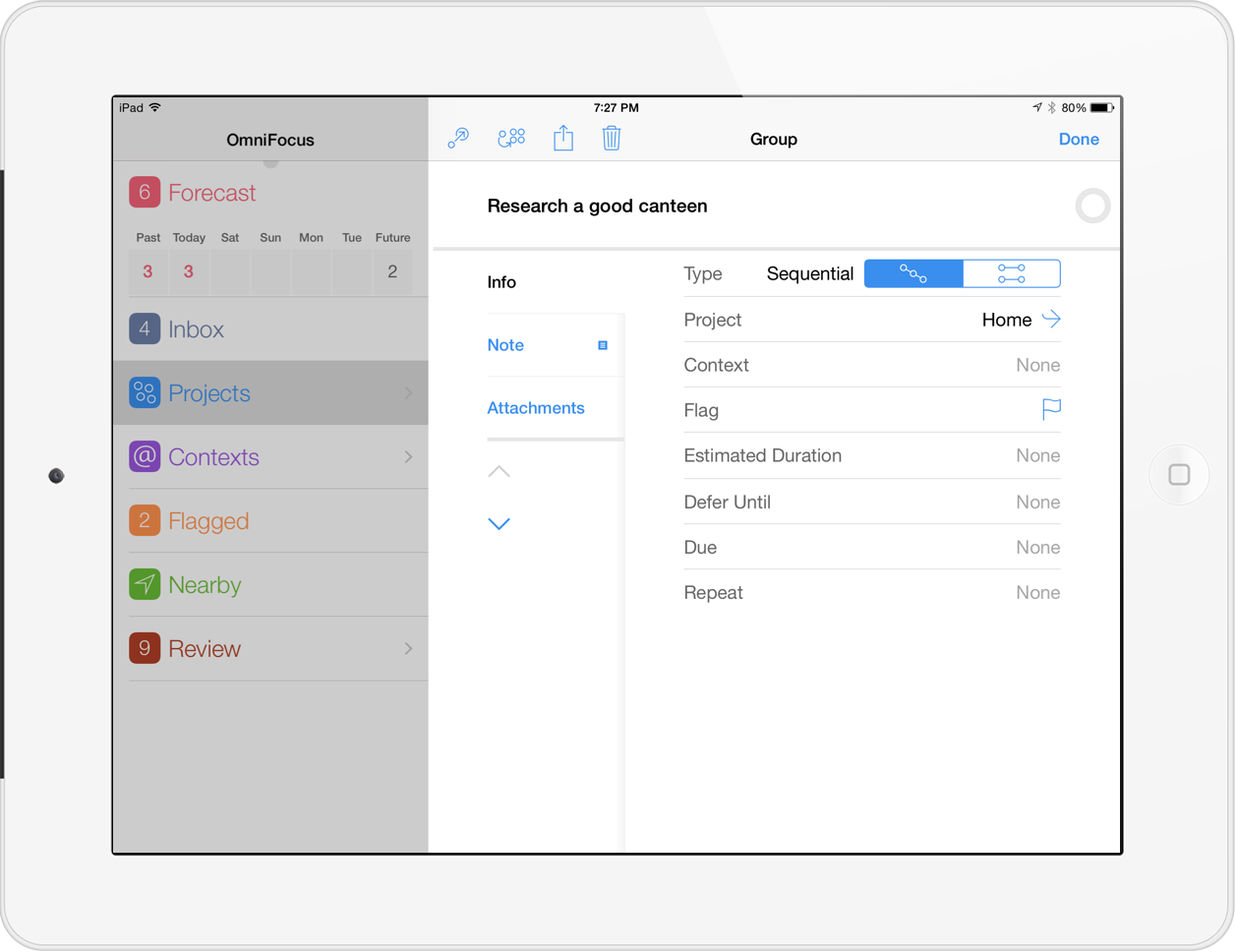 OmniFocus 2 for iPad Review2