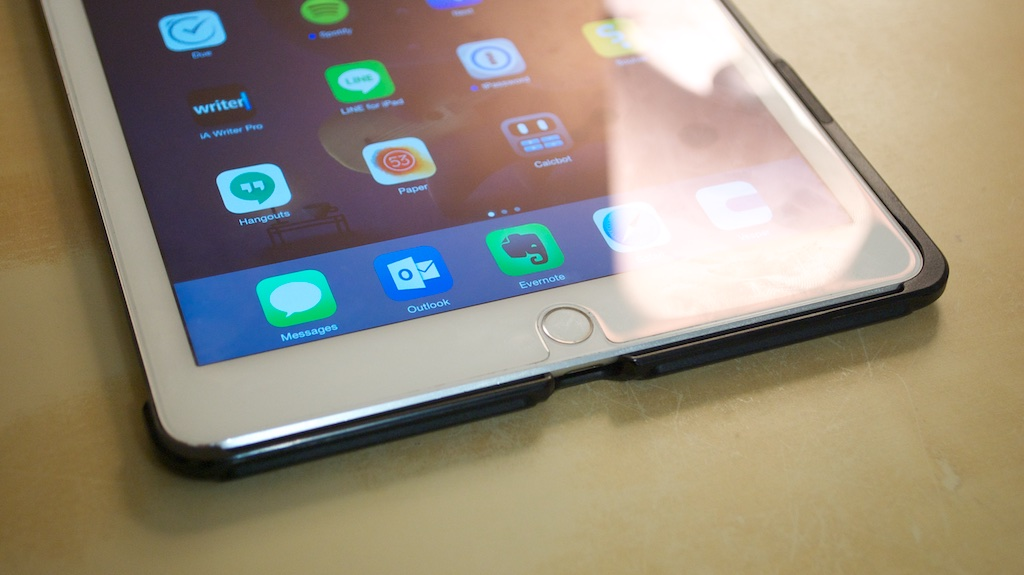 Another Look at InvisibleShield GLASS for iPad