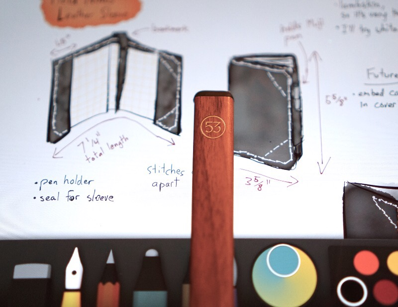 how to make a stylus out of a pencil