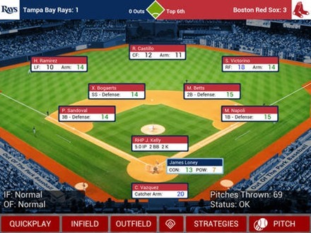 MLb Manager 2015 for iPad
