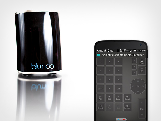 Blumoo Bluetooth Universal Remote
