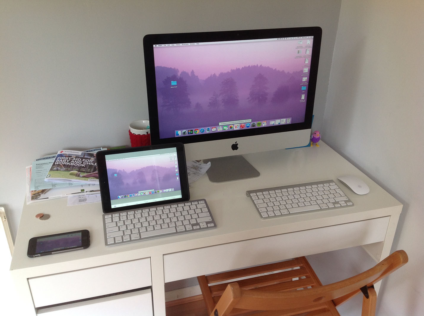 How to turn your iPad into a MacBook