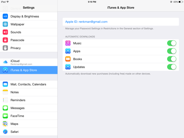 How to set-up iCloud on your iPad | iPad Insight