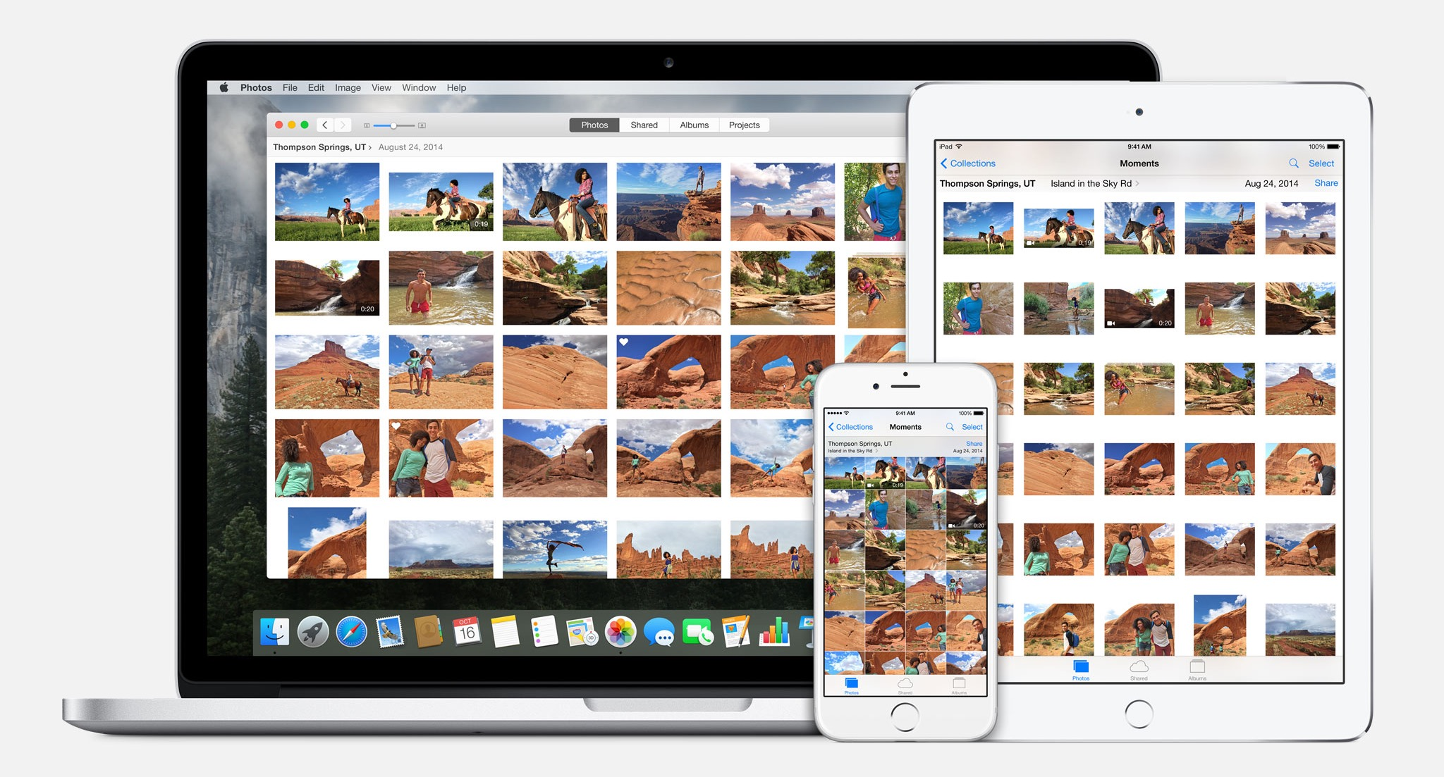 iCloud Photo Library Tip: Don't AirDrop Imported Camera Shots to Other Devices