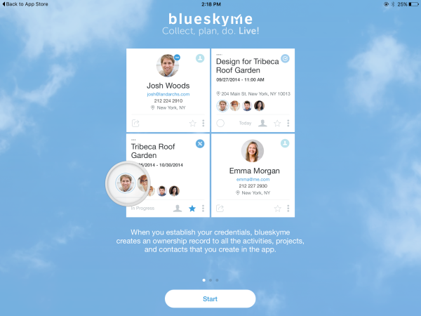 Blueskyme-GTD-iPad