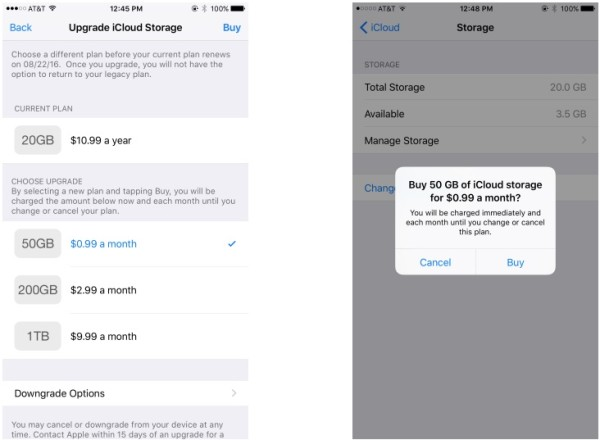 How to get an additional 30GB of iCloud storage for free