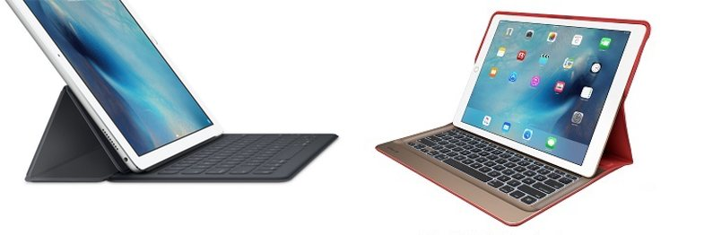 Deciding on a Keyboard for your iPad Pro?