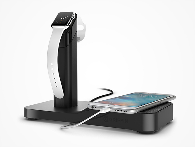 Griffin-Watchstand-Powered-Charging-Station