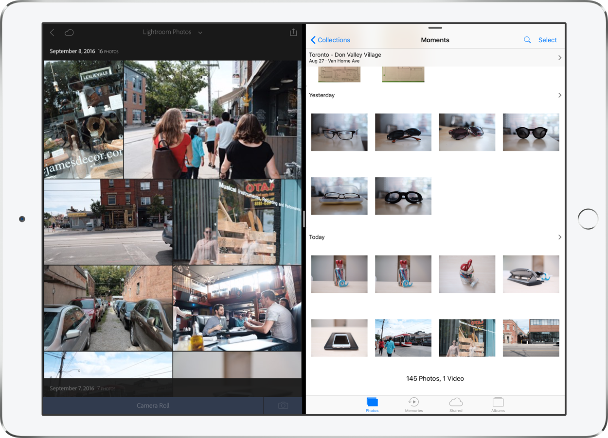 Lightroom and iCloud Photo Library