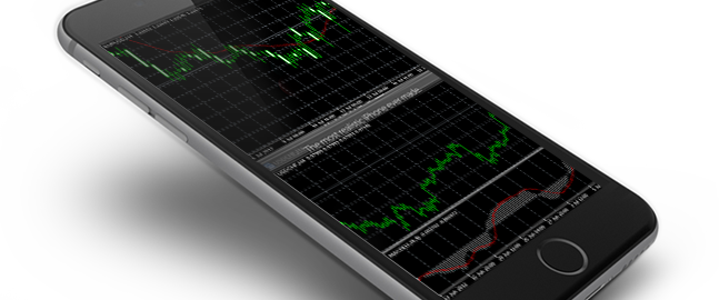 Iphone forex trading app