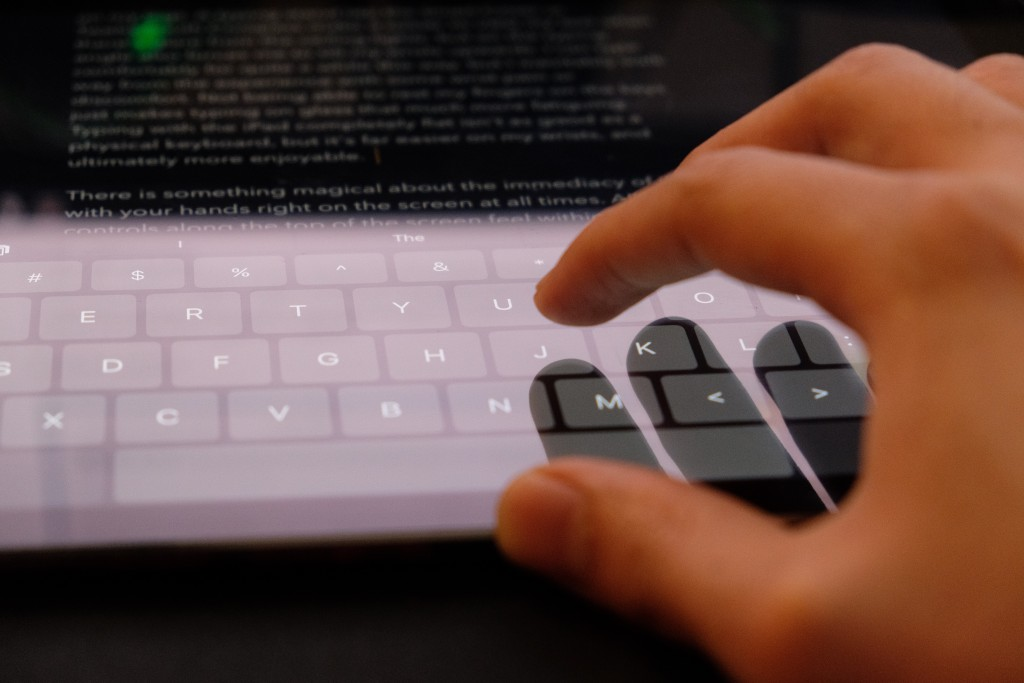apple ipad pro smart keyboard shortcuts