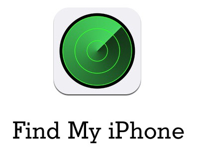 how to set find my iphone