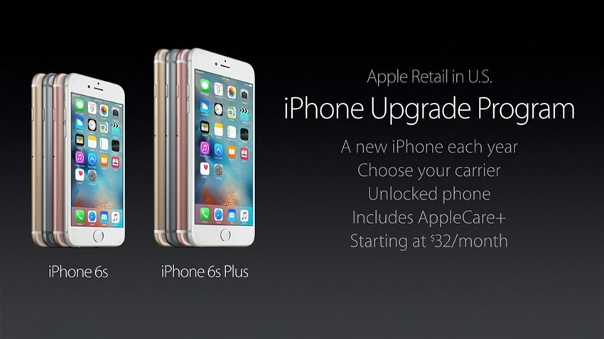 Apple Adds Mail-In Option to iPhone Upgrade Program