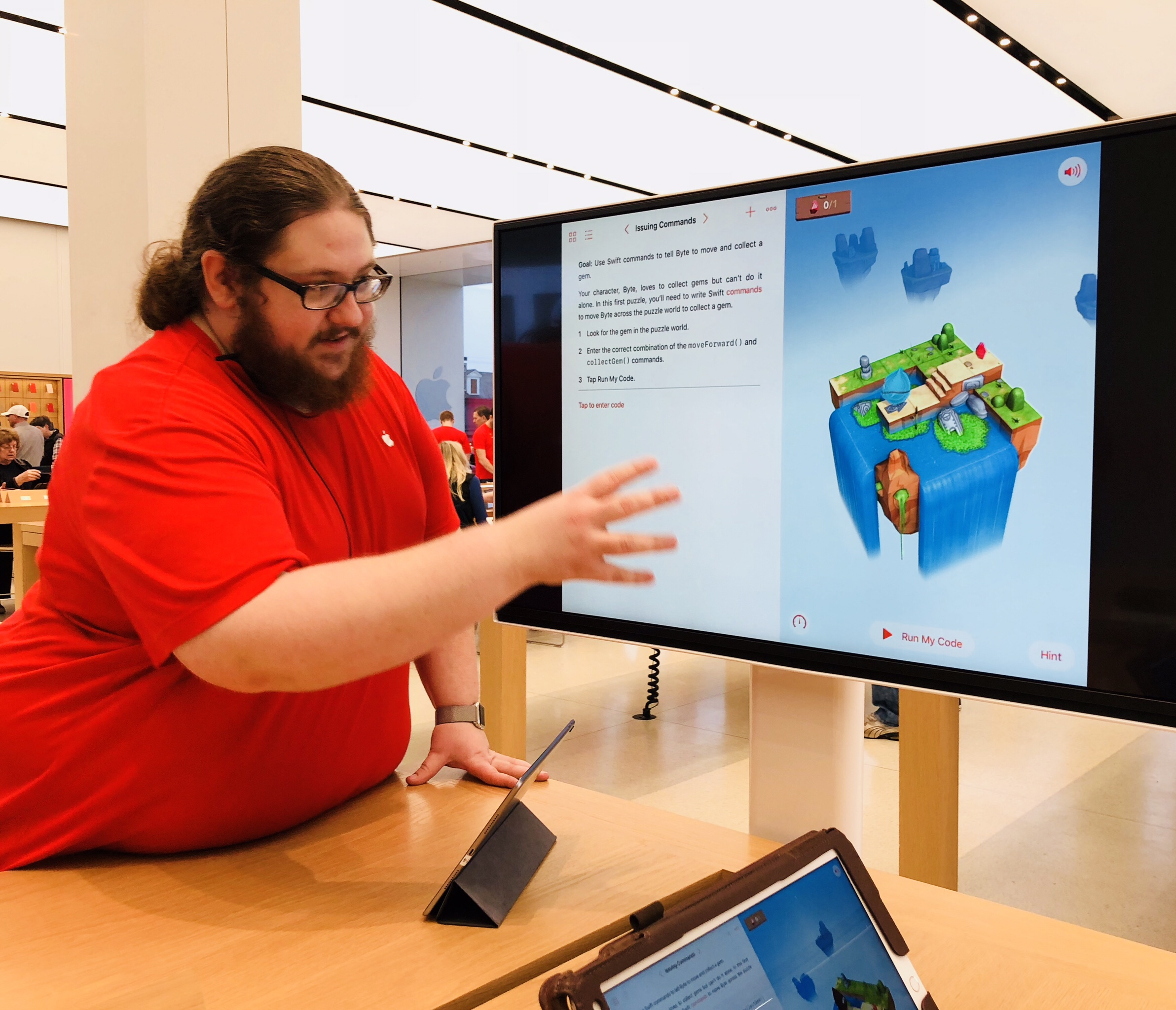 Apple's Hour of Code Classes Are a Fun Intro to the World of Programming