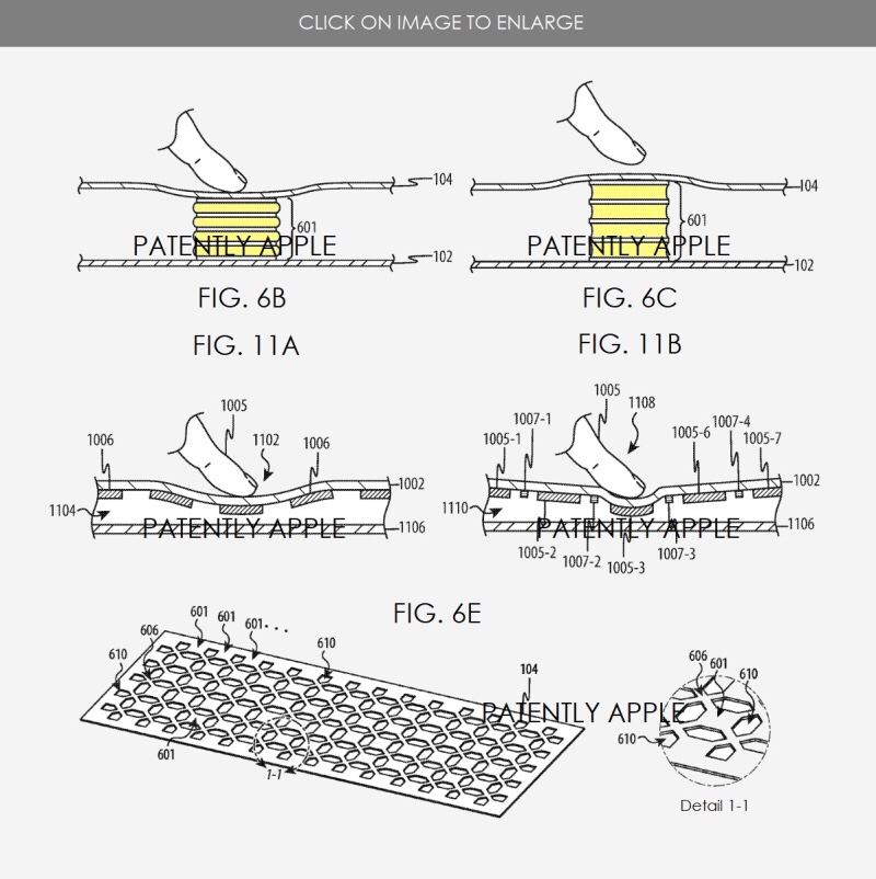 apple has applied for another virtual keyboard patent