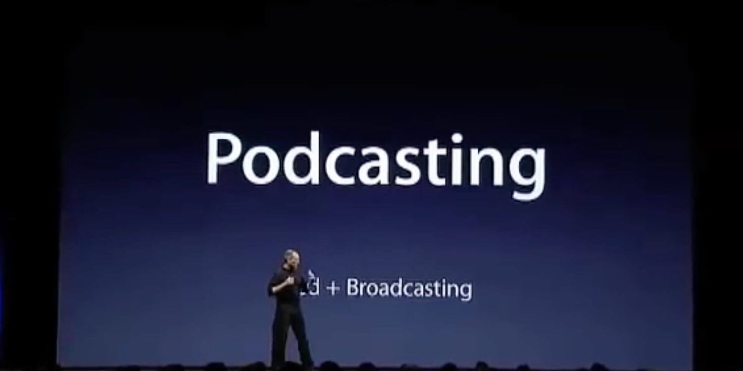 How iTunes Took Podcasting Mainstream 13 Years Ago