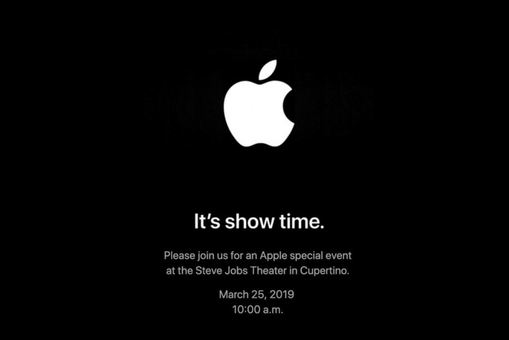 There's Nothing Cryptic About Apple's March 25th Event Invite