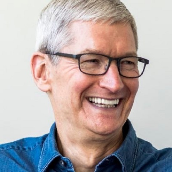 Tim Cook Hints at the Future at Public Shareholder's Event
