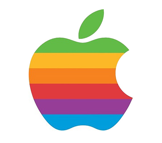 Is Apple About to Bring Back the Rainbow Logo?