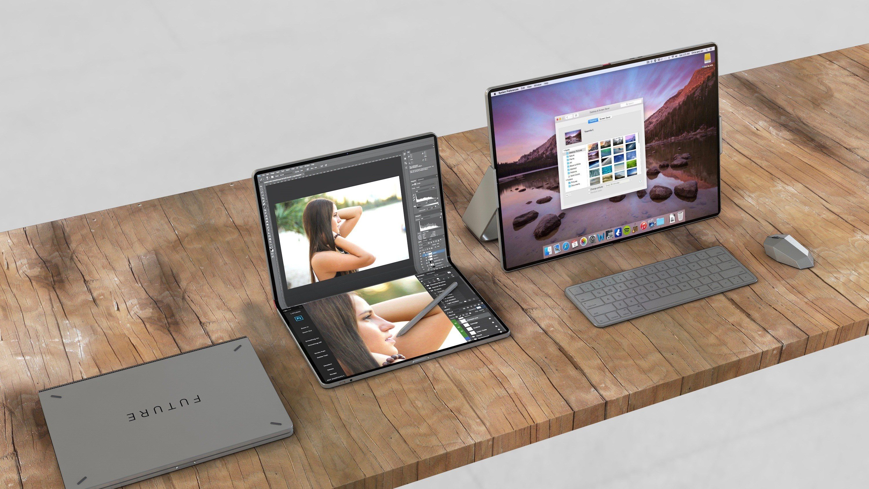 Is Apple Really Working on a Folding iPad?