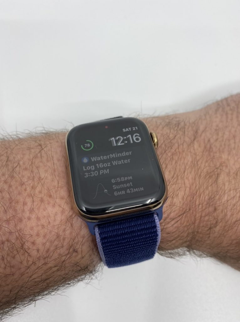 Living With the Apple Watch Series 5: It Is What It Is