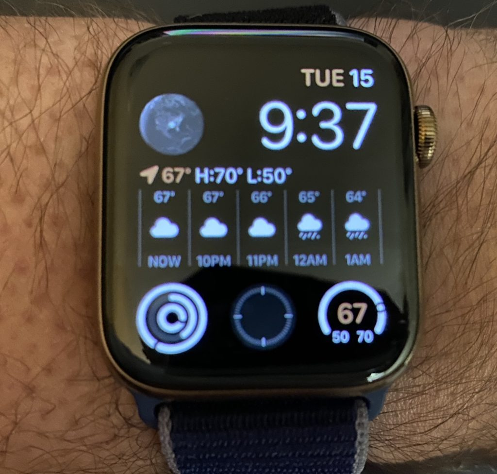 Living With the Apple Watch Series 5: Starting from Scratch