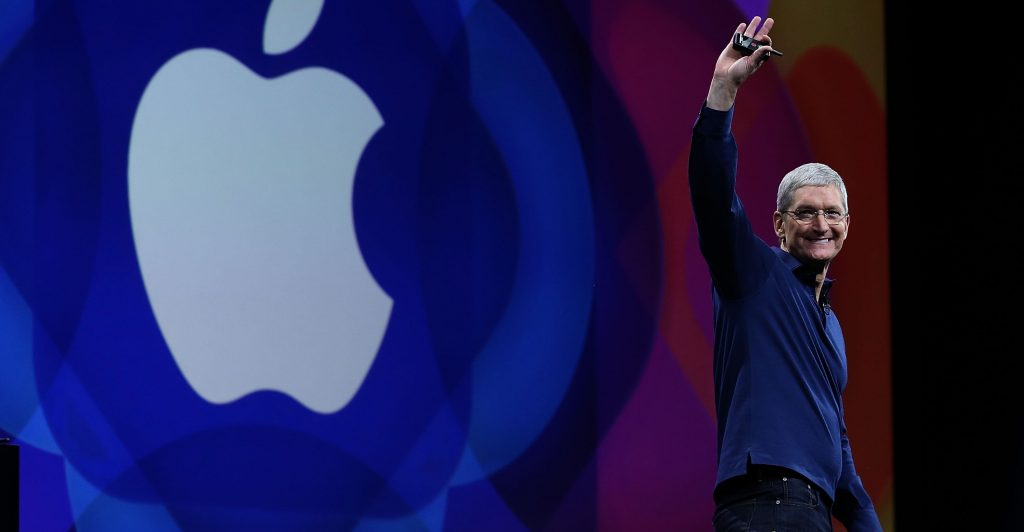 Tim Cook's Hypocrisy Comes Home to Roost