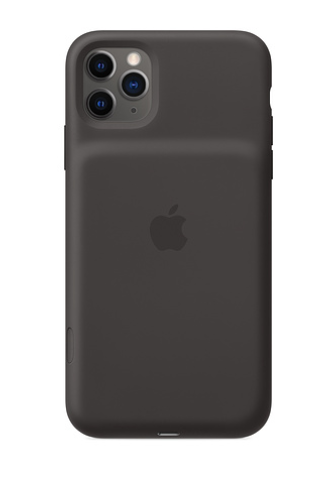 Shows What I Know: Apple Finally Releases their iPhone 11 Smart Battery Cases