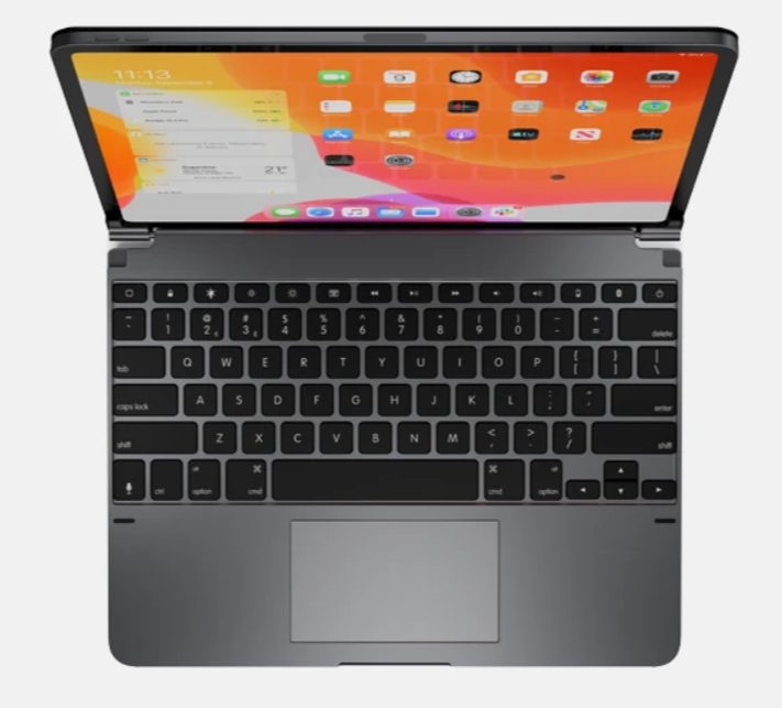 Brydge is Releasing a New iPad Pro Keyboard with Trackpad