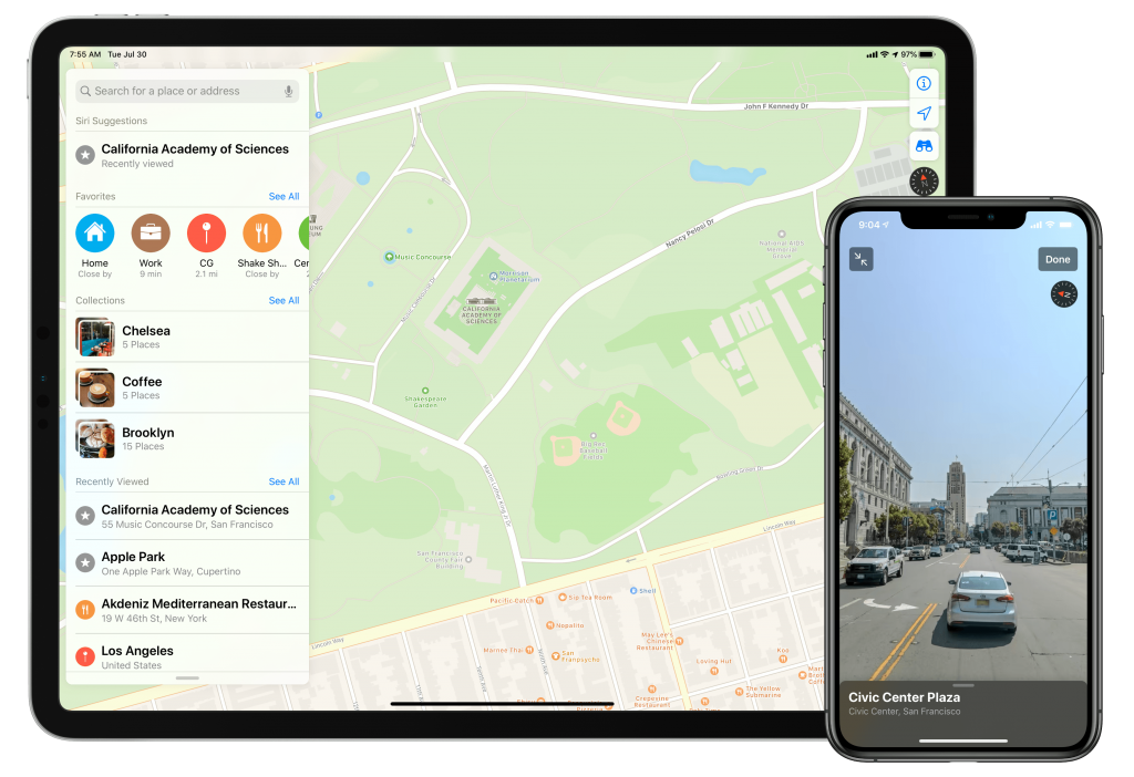 The Improvements to Apple Maps are a Big Step Forward