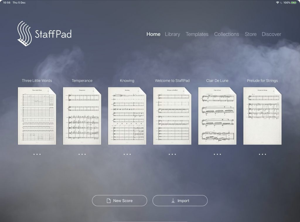 Music Notation App StaffPad Brings Pro-Level Composition to iPadOS