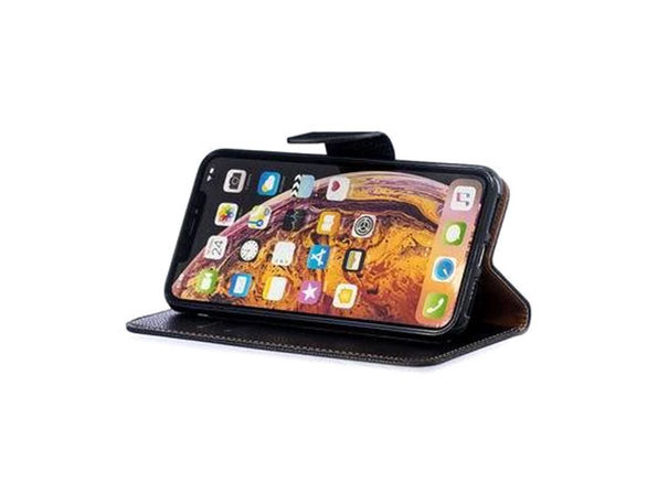 Deals: iPM PU Leather Wallet Case for iPhone 11 with Kickstand