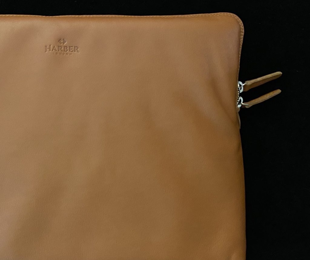 Harber London iPad Carry-All Folio Zipper