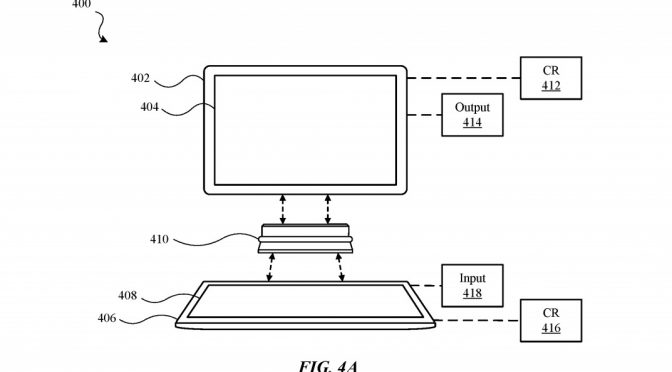 Apple Dual iPad Patent
