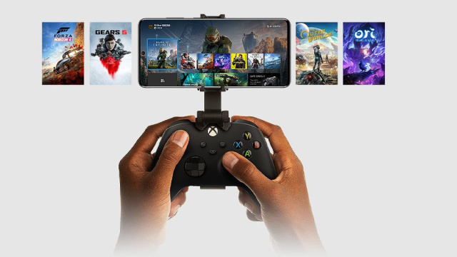 Microsoft Xbox Remote Play iOS