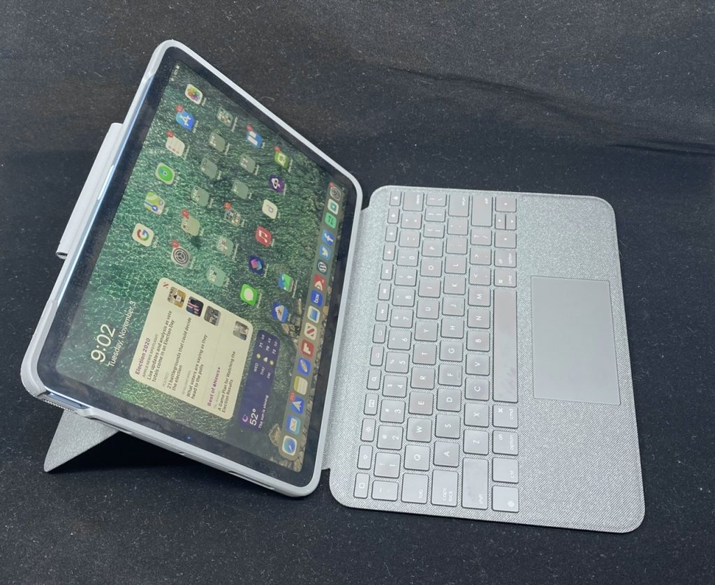 Logitech Folio Touch for iPad Air