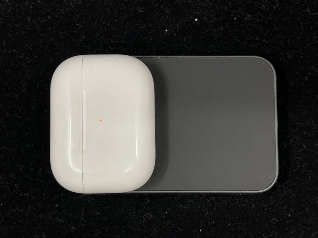 Charge Safe MagSafe Battery Pack Qi Charging