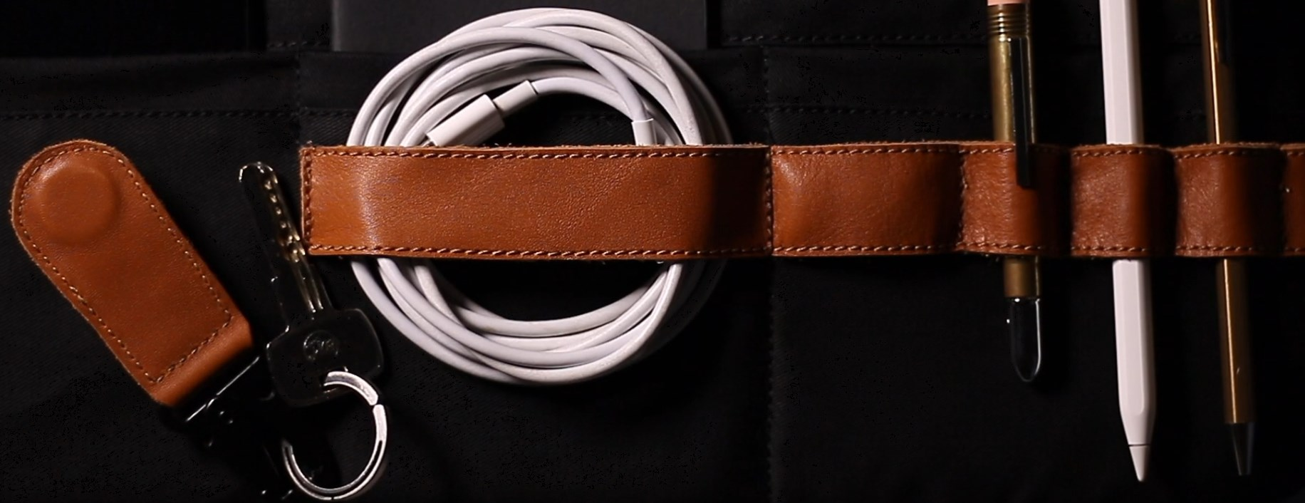 Review: Harber London Leather Messenger Bag for iPad